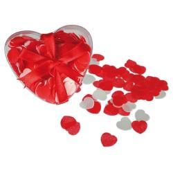 Confettis Coeur Sel de Bain