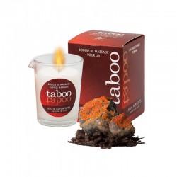 Taboo Bougie Massage Pour Lui Jeux Interdits
