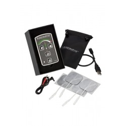 Contrôleur Electro stimulation et 4 électrodes