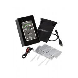 Boitier Electro stimulation et 4 électrodes