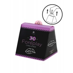 Foreplay Jeu couple pour 30 jours excitants