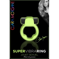 Super Vibra Ring - Anneau Vibrant phosphorescent
