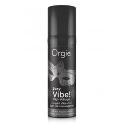 Sexy Vibe HIGH Liquid Vibrator Gel excitation FORT