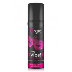 Sexy Vibe INTENSE orgasm Liquid Vibrator Gel excitation