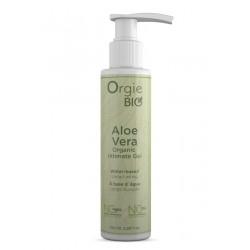 Orgie BIO Intimate ubrifiant base eau Aloe Vera cicatrisant