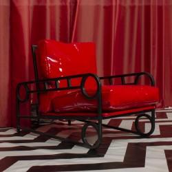 Living Room Bondage Chair