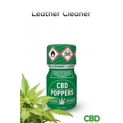Green Power CBD 10ml - Leather Cleaner Propyle