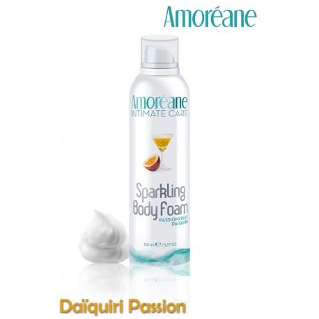 Sparkling Body Mousse crépitante massage Passionfruit Daiquiri