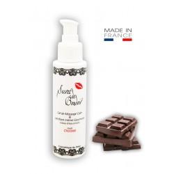 Gel de Massage Lubrifiant Gourmand Chocolat