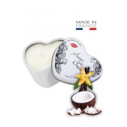 Bougie de Massage Gourmande Coco & Vanille