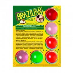 Boules Brésiliennes Aromatisées Mix