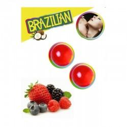 Boules Brésiliennes Aromatisées Fruits des Bois