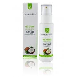 Lubrifiant Gel Glisse Bio Coconut